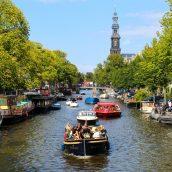 Top4 des activités à faire à Amsterdam
