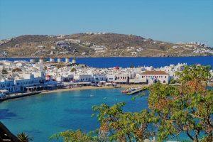vacances Mykonos Grèce